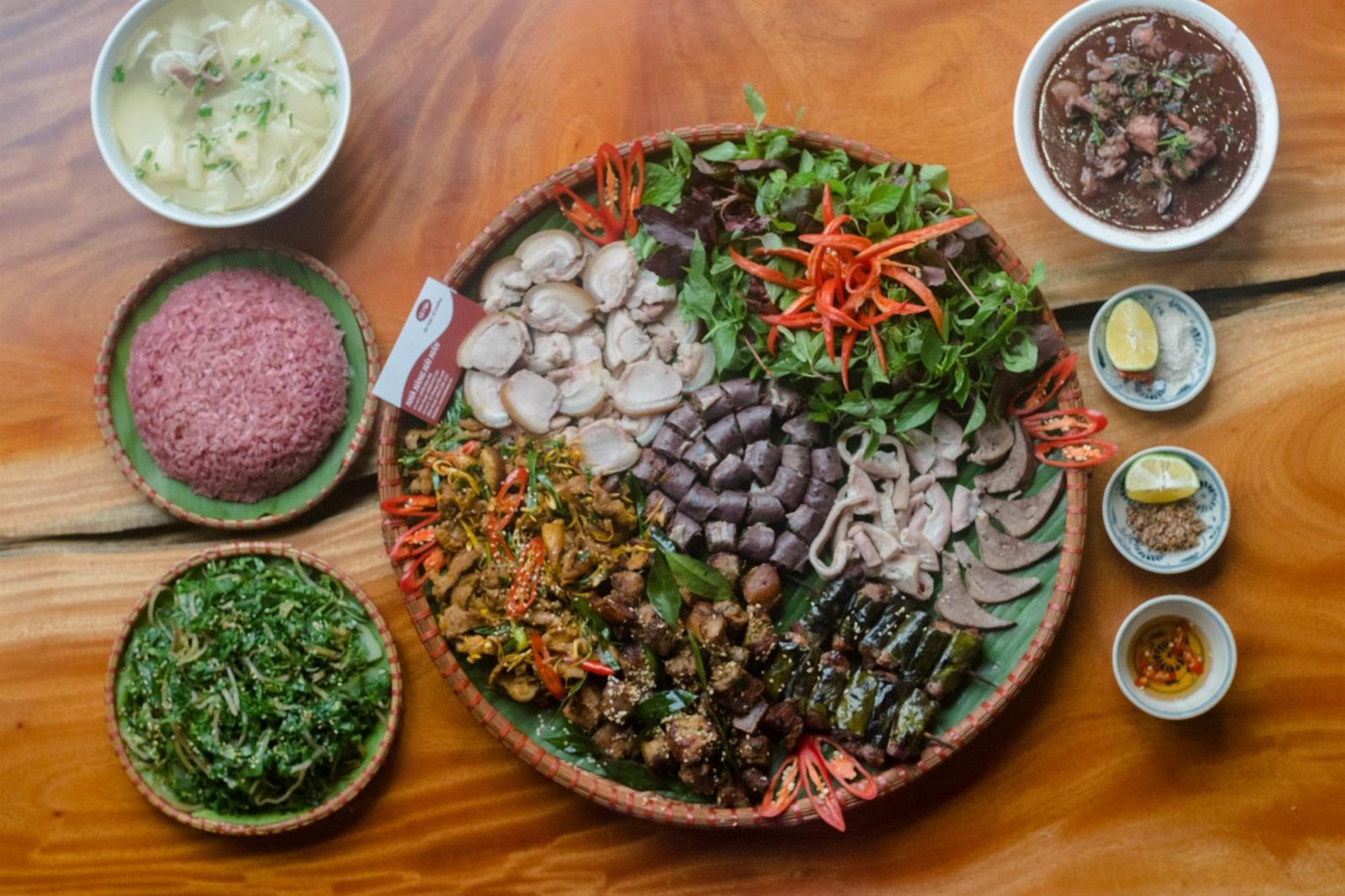 Đặc Sản Mai Châu Hòa Bình - Những món ăn ngon tại bản lác