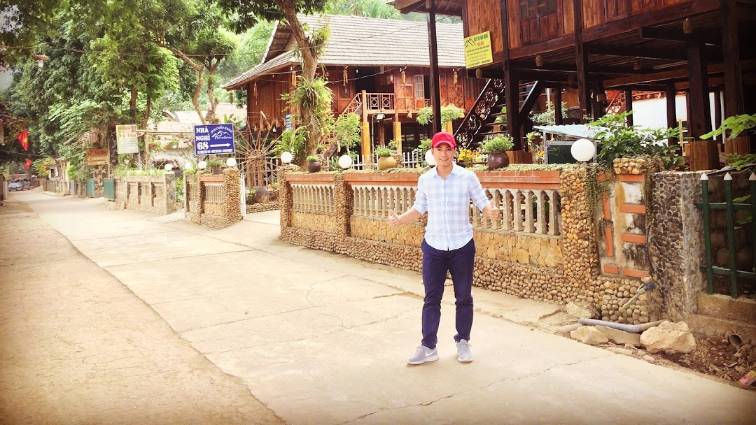 Nhà Nghỉ giá rẻ ở Mai Châu Hòa Bình, sạch,đẹp