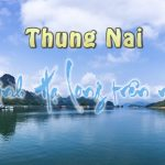 """Với vẻ đẹp kỳ thú, Thung Nai được nhiều du khách trong và ngoài nước yêu mến gọi là """"Vịnh Hạ Long trên núi"""