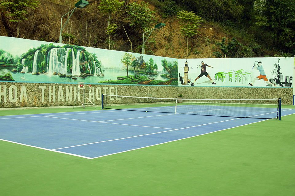 Khách Sạn Khoa Thanh Mai Châu Hòa Bình