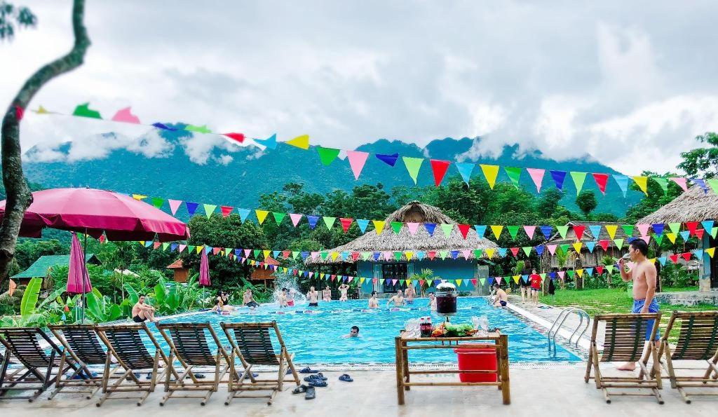 khách sạn Mai Châu Sky