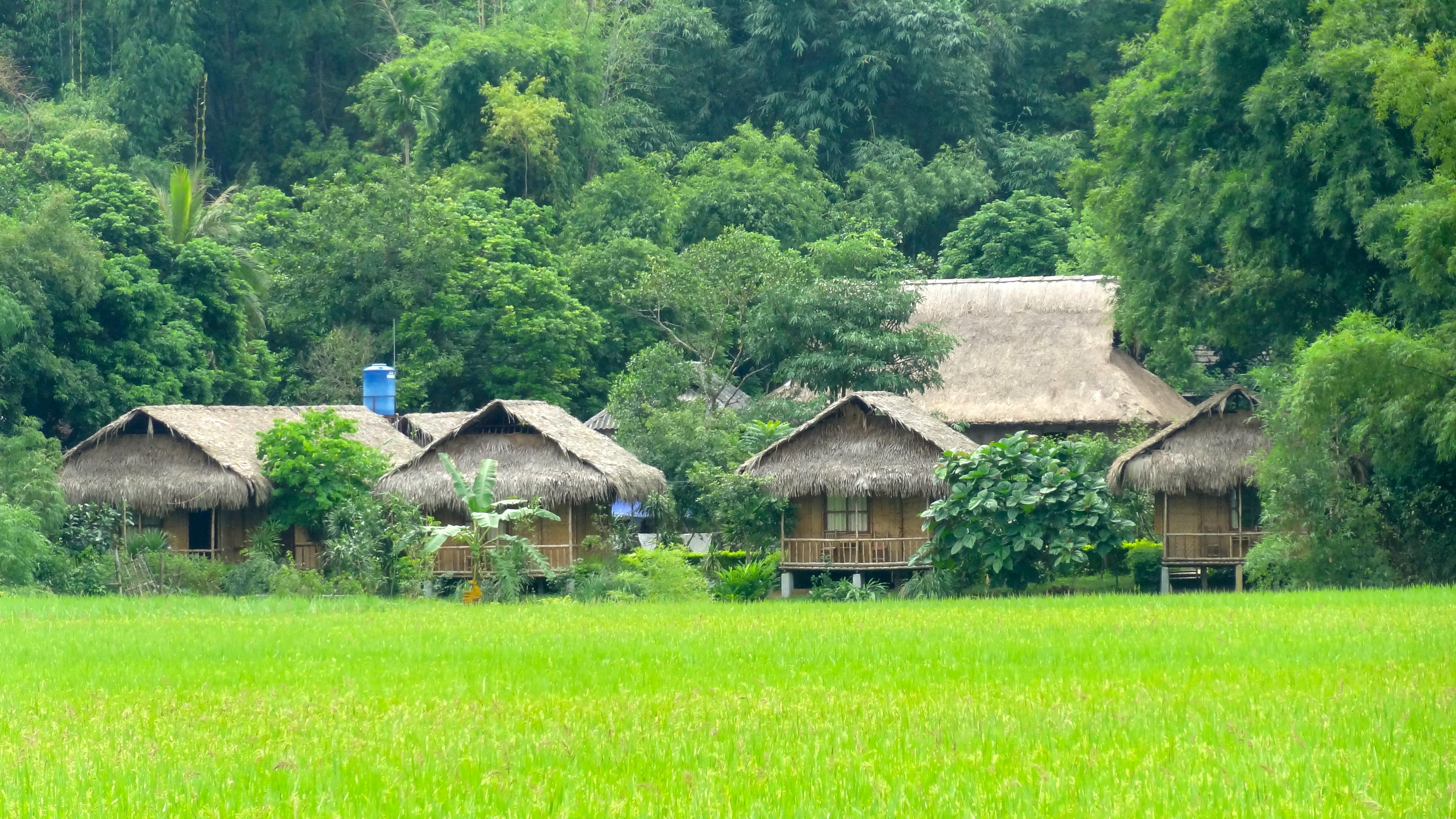 Điểm danh khu nghĩ dưỡng cực hot ở Mai Châu Hòa Bình