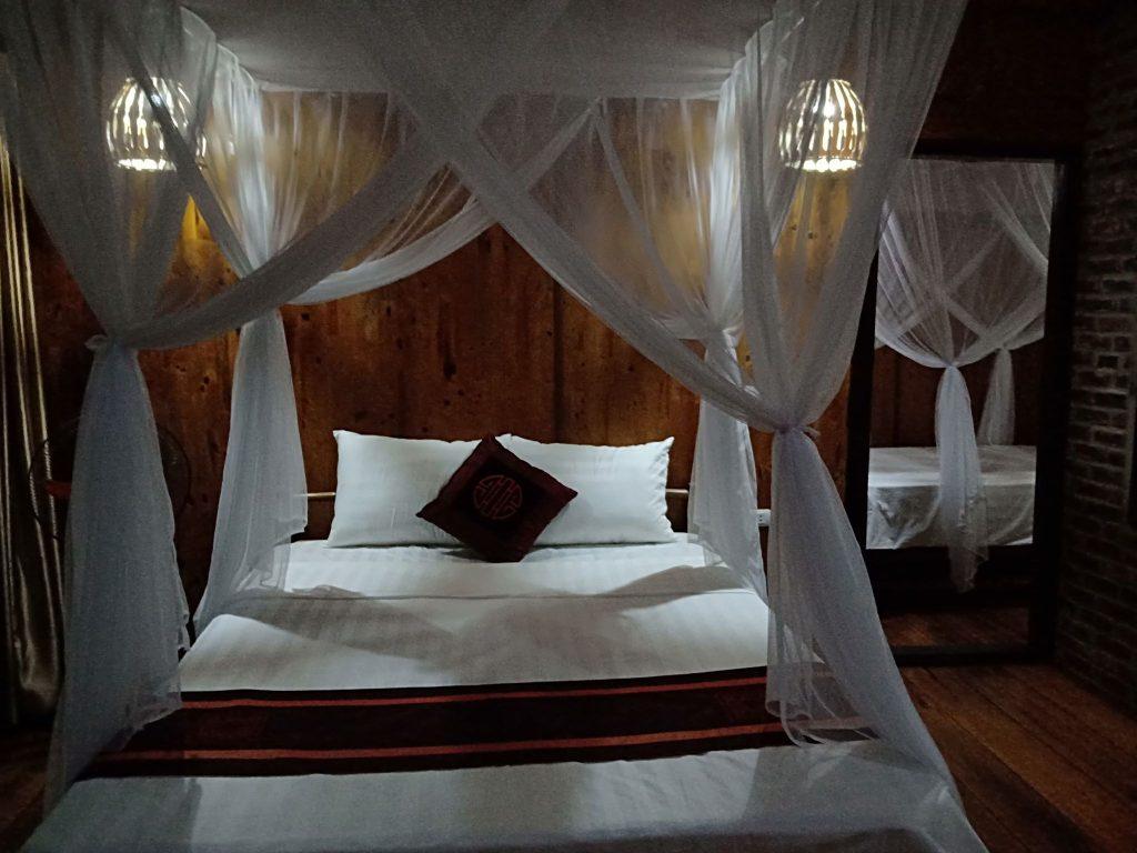 Khách Sạn ở Bản Lác Mai Châu