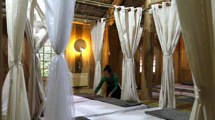 List 30 Nhà Sàn ở Bản lác Mai Châu đẹp giá rẻ