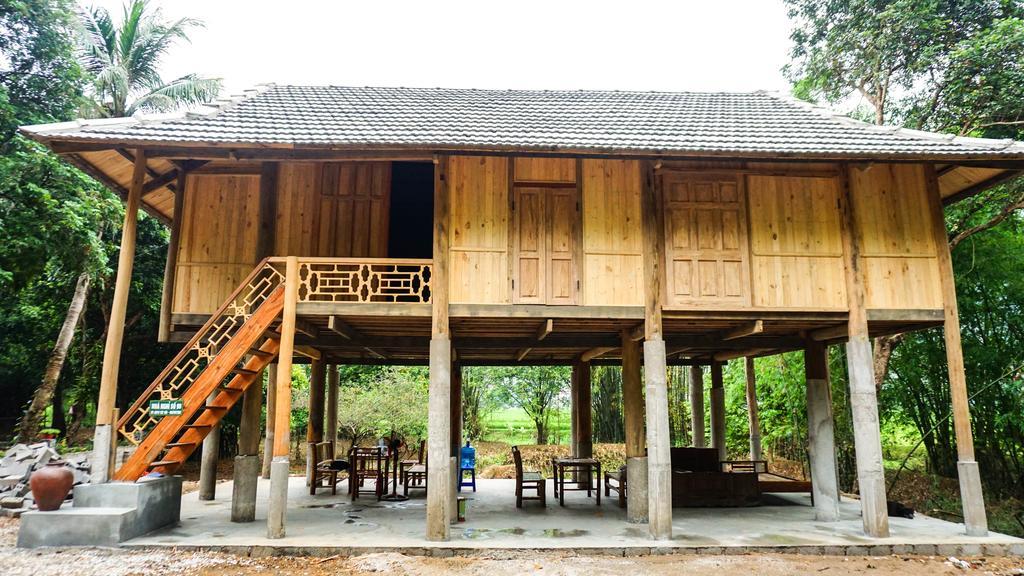 Nhà Sàn Bản lác Mai Châu đẹp giá rẻ