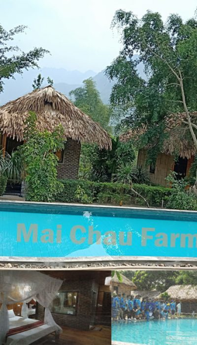 Nhà Nghỉ Khách Sạn ở Mai Châu Hòa Bình giá rẻ